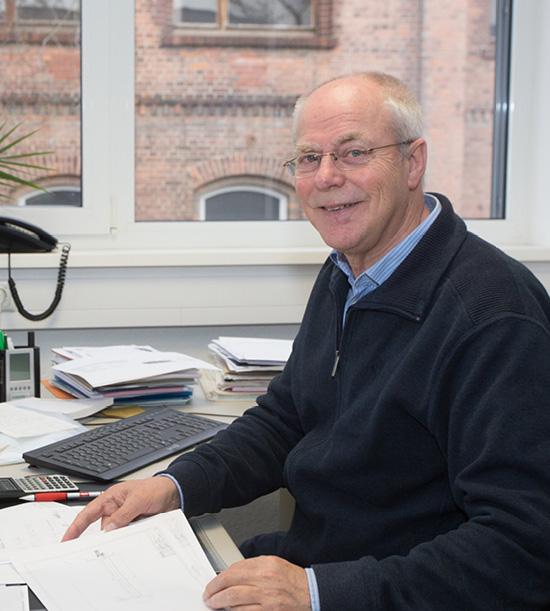 Dipl. Ing. Gerhard Hallmann